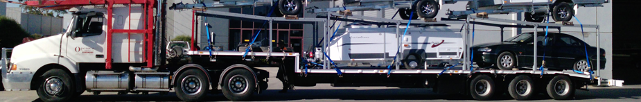 Interstate Trailer Transportation