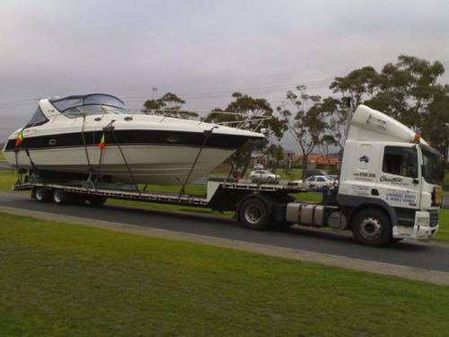 Interstate Boat & Jetski Transport   Openica Logistics
