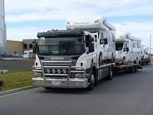 Interstate Motorhome Transport Openica Logistics